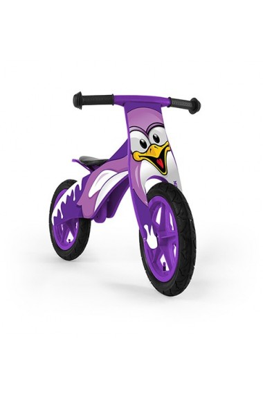 DUPLO PINGUINO - bicicleta de madera sin pedales