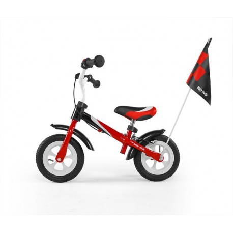 DRAGON DELUXE CON FRENO ROJO - bicicleta sin pedales