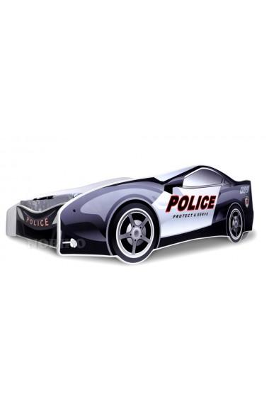 Cama Coche de Policía