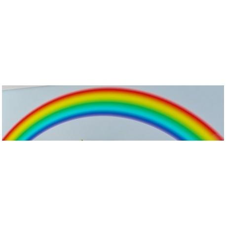 Vinilo de la pared Arco Iris