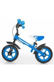 DRAGON CON FRENO AZUL - bicicleta sin pedales
