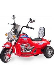 Moto eléctrico Rebel Rojo
