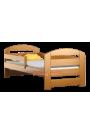 Cama de madera de pino Kam3 160 x 70 cm