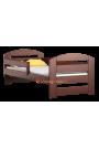 Cama de madera de pino Kam3 180 x 80 cm