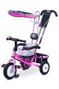 Triciclo Derby rosado