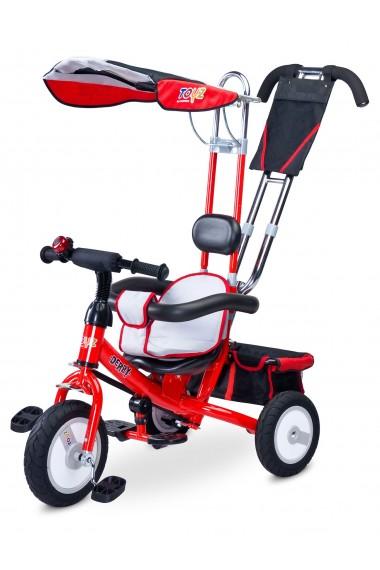 Triciclo Derby rojo