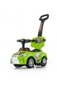 Correpasillos coche 3 in 1 KID verde