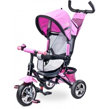 Triciclo Timmy rosado