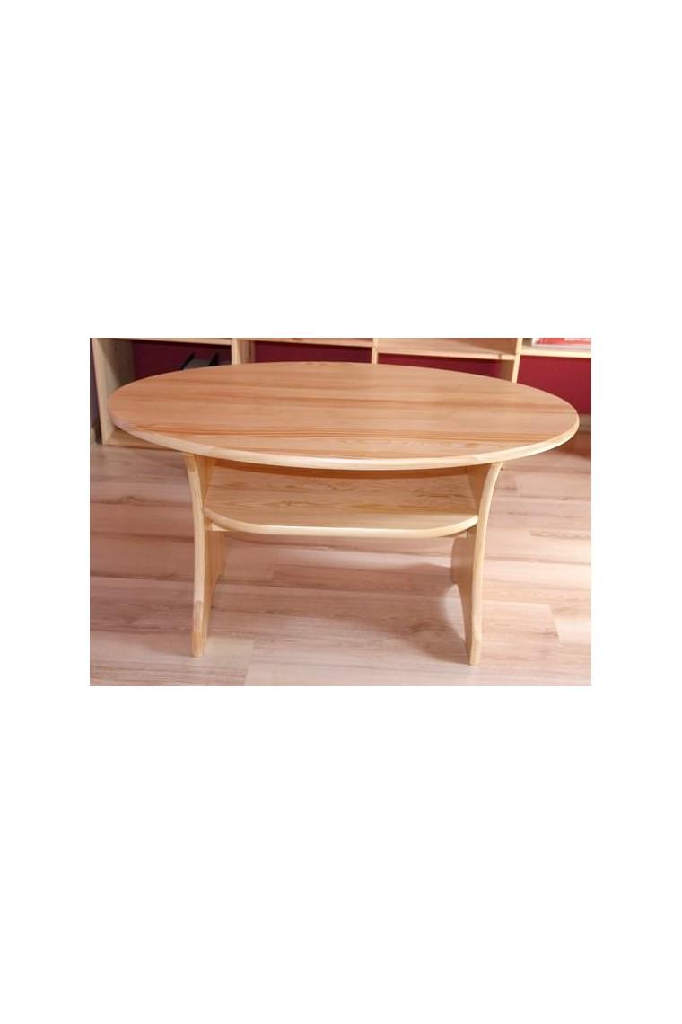 Mesa de madera maciza de pino for Mesa de madera maciza