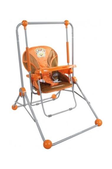 Columpio y silla 2 en 1 Winner naranja