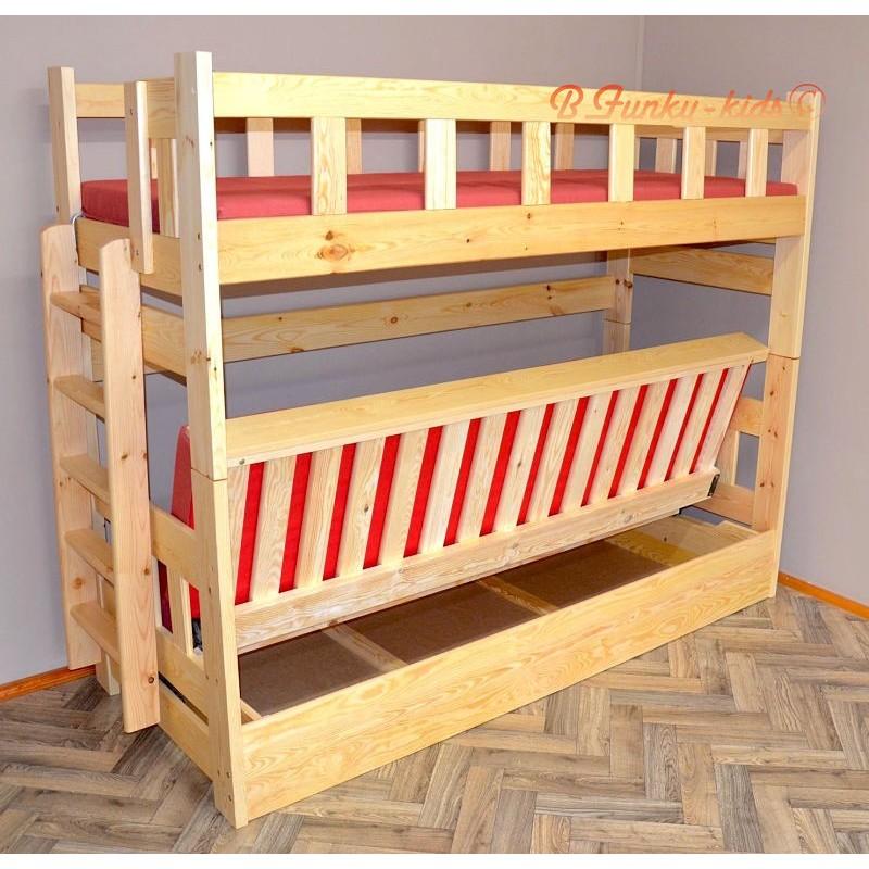 Camas literas de madera literas camas literas de madera - Cama litera de madera ...