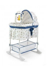 Minicuna para bebé Sweet Melody 4 en 1