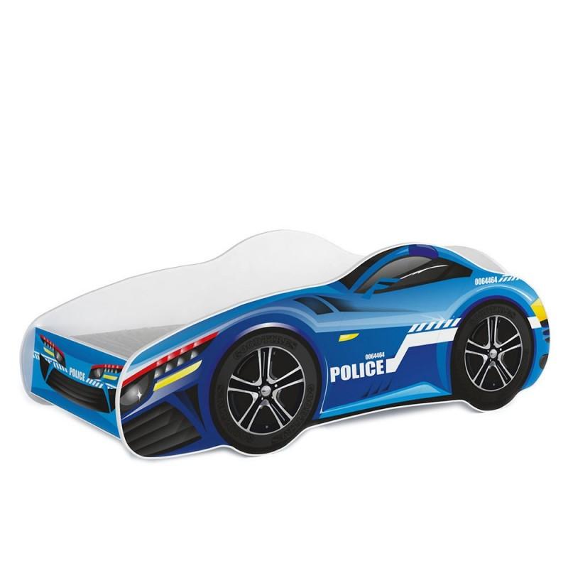 Cama infantil coche cars ni a ni o 140x70 cm - Cama coche nino ...
