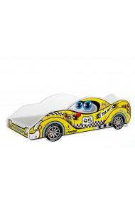 Cama coche niño niña 180x90 cm
