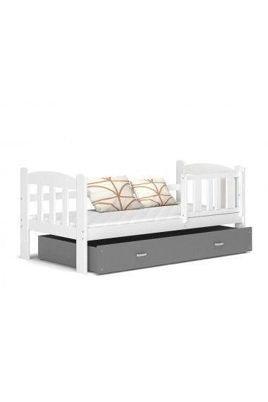 Cama infantil Teddy con cajón 160x70 cm