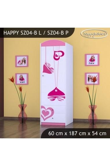 Armario Happy Colección con cajones y estantes