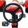 Go-kart Formula Sport rojo