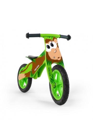 DUPLO MONO - bicicleta de madera sin pedales