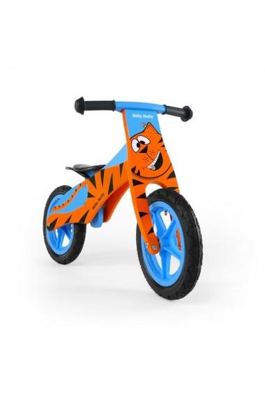 DUPLO TIGRE - bicicleta de madera sin pedales
