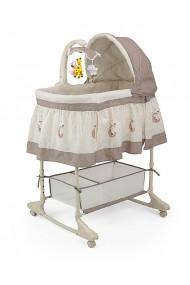 Minicuna para bebé Sweet Melody 4 en 1 Luna