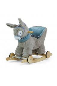 Balancín Polly burro gris