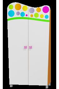 Armario Arco Iris 2 puertas