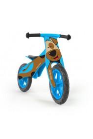 DUPLO PERRO - bicicleta de madera sin pedales