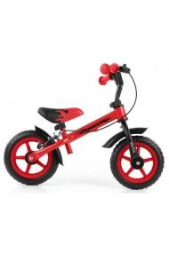 DRAGON CON FRENO ROJO - bicicleta sin pedales