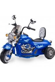Moto eléctrico Rebel Azul