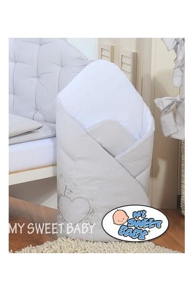 Saquito Cocoon bebé Chic