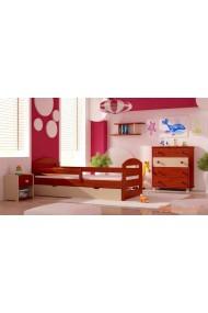 5 piezas conjunto de muebles de pino macizo Kam3 180x80 cm