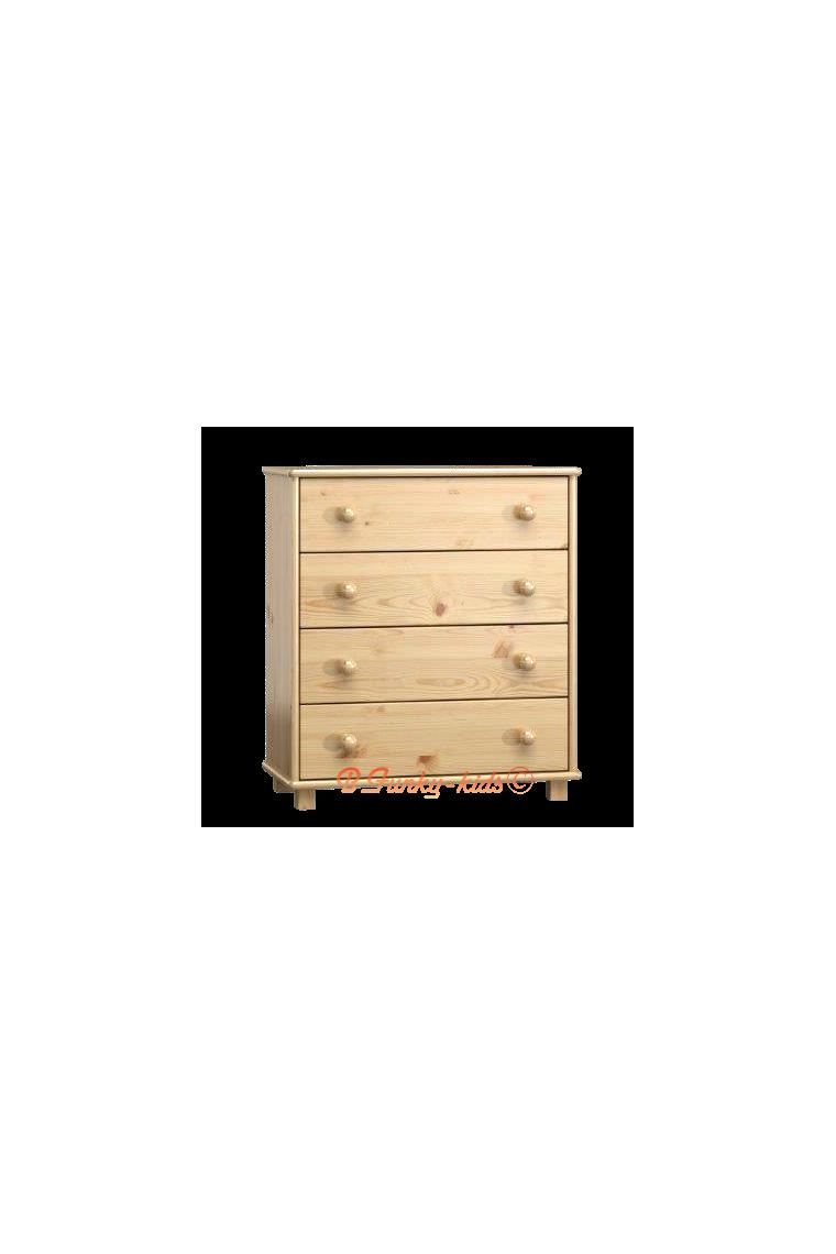 5 piezas conjunto de muebles de pino macizo kam3 180x80 cm - Muebles de pino macizo ...