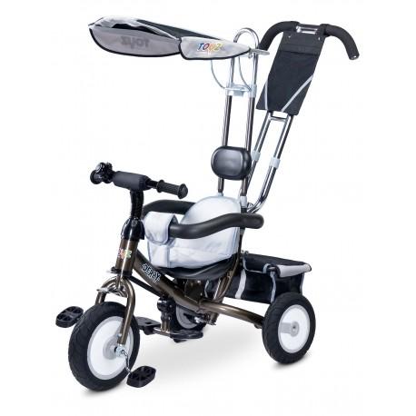 Triciclo Derby gris