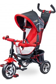 Triciclo Timmy rojo