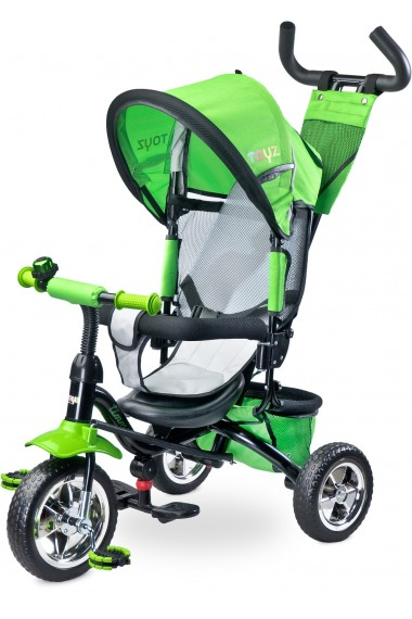 Triciclo Timmy verde