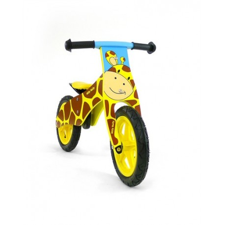 DUPLO JIRAFA - bicicleta de madera sin pedales