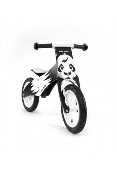 DUPLO PANDA - bicicleta de madera sin pedales