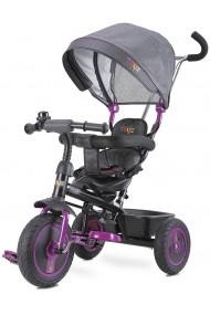Triciclo Buzz púrpura