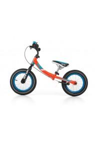 YOUNG CON FRENO NARANJA - bicicleta sin pedales
